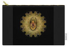 Carry-all Pouch featuring the photograph 4463 by Peter Holme III