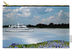 Carry-all Pouch featuring the photograph 4464 by Peter Holme III