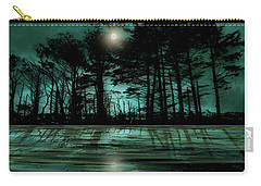 Carry-all Pouch featuring the photograph 4466 by Peter Holme III
