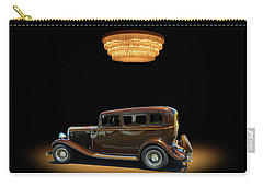 Carry-all Pouch featuring the photograph 4467 by Peter Holme III