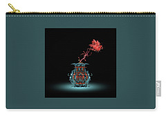 Carry-all Pouch featuring the photograph 4469 by Peter Holme III