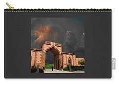 Carry-all Pouch featuring the photograph 4470 by Peter Holme III