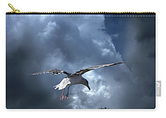 Carry-all Pouch featuring the photograph 4472 by Peter Holme III