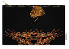 Carry-all Pouch featuring the photograph 4473 by Peter Holme III