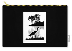 Carry-all Pouch featuring the photograph 4474 by Peter Holme III