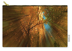 Carry-all Pouch featuring the photograph 4478 by Peter Holme III