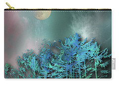 Carry-all Pouch featuring the photograph 4480 by Peter Holme III