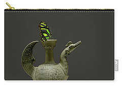 Carry-all Pouch featuring the photograph 4482 by Peter Holme III