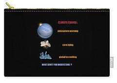 Carry-all Pouch featuring the photograph 4483 by Peter Holme III