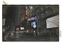 44th Street Nyc Carry-all Pouch