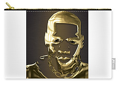 Jay Z Collection Carry-all Pouch by Marvin Blaine