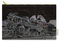 Carry-all Pouch featuring the photograph 4501 Glow by Geraldine DeBoer