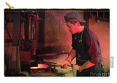 4th Generation Blacksmith, Miki City Japan Carry-all Pouch