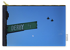 Carry-all Pouch featuring the photograph 4th Of July In Salem by Jeff Folger