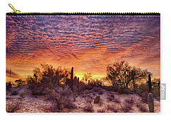 Arizona Sunrise Carry-all Pouch