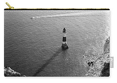 Carry-all Pouch featuring the photograph Beachy Head Lighthouse by Will Gudgeon