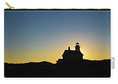 Block Island North Lighthouse Carry-all Pouch