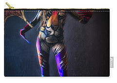 Bodypainting Carry-all Pouch