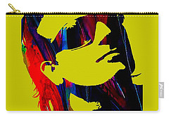 Bono Collection Carry-all Pouch by Marvin Blaine
