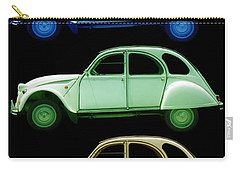 5 Citroens Carry-all Pouch by Andrew Fare