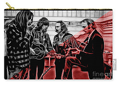 Crosby Stills Nash And Young Carry-all Pouch