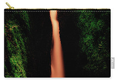 Carry-all Pouch featuring the photograph Dollar Glen In Clackmannanshire by Jeremy Lavender Photography