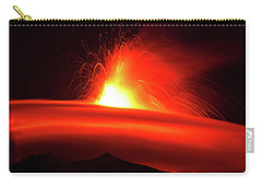 Etna, The Volcano Carry-all Pouch