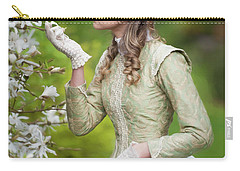 Georgian Woman Carry-all Pouch