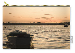 Carry-all Pouch featuring the photograph Irish Dawn by Ian Middleton