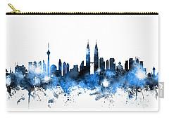 Kuala Lumpur Malaysia Skyline Carry-all Pouch