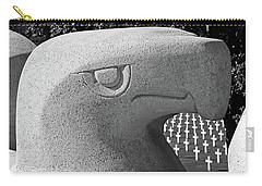 Carry-all Pouch featuring the photograph Lorraine Wwii American Cemetery - St Avold, France by Joseph Hendrix