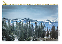 Mountains Carry-all Pouch by Bill Howard