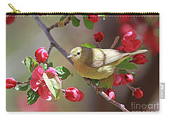 Orange-crowned Warbler Carry-all Pouch
