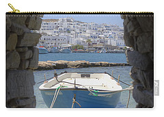 Paros - Cyclades - Greece Carry-all Pouch