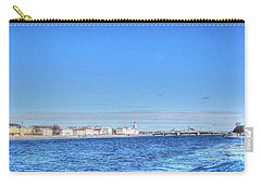 Carry-all Pouch featuring the pyrography Peterburg Summer by Yury Bashkin
