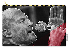 Phil Collins Collection Carry-all Pouch
