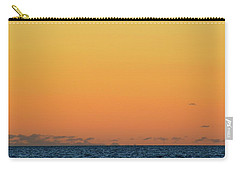 Carry-all Pouch featuring the photograph 5.24.10 Am June 12-2016 Lake Simcoe  by Lyle Crump