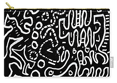 555 Love Carry-all Pouch