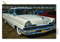 '56 Lincoln Carry-all Pouch by Victor Montgomery