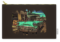 57 Buick - Just Coolin' It Carry-all Pouch