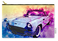 57 Thunderbird Watercolour Carry-all Pouch