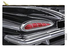 59 Chevy Tail Light Detail Carry-all Pouch