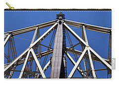 59th Street Bridge No. 88 Carry-all Pouch by Sandy Taylor