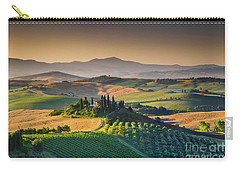 A Morning In Tuscany Carry-all Pouch
