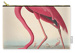 American Flamingo Carry-all Pouch