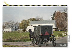 Amish Buggy Carry-all Pouch
