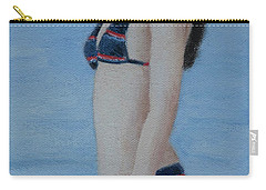 At The Lake Carry-all Pouch