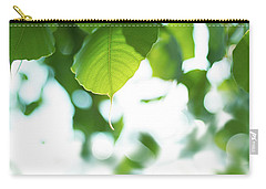 Bodhi Leaves Carry-all Pouch