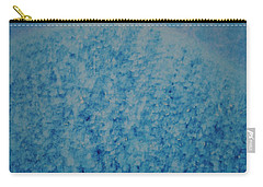 Carry-all Pouch featuring the painting Calm Mind by Kyung Hee Hogg