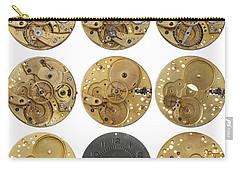 Clockwork Mechanism Carry-all Pouch by Michal Boubin